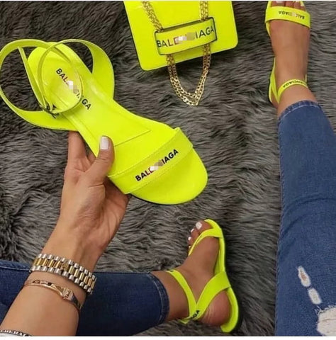 Balenciaga Sandals