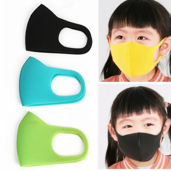Children Girls and Boys PM2.5 Masks and Animal Masks