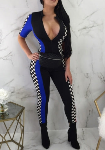 Sport Bodycon 2 Piece Outfit Tracksuit