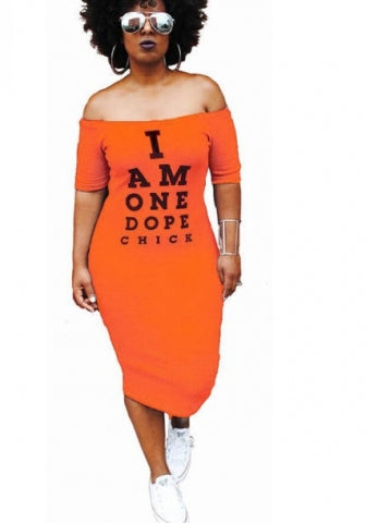 I'm That Chick Dress