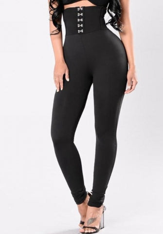 Active High Waist Stretch Leggings