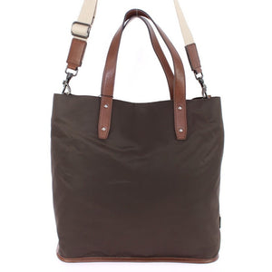 Dolce & Gabbana Brown nylon tote bag