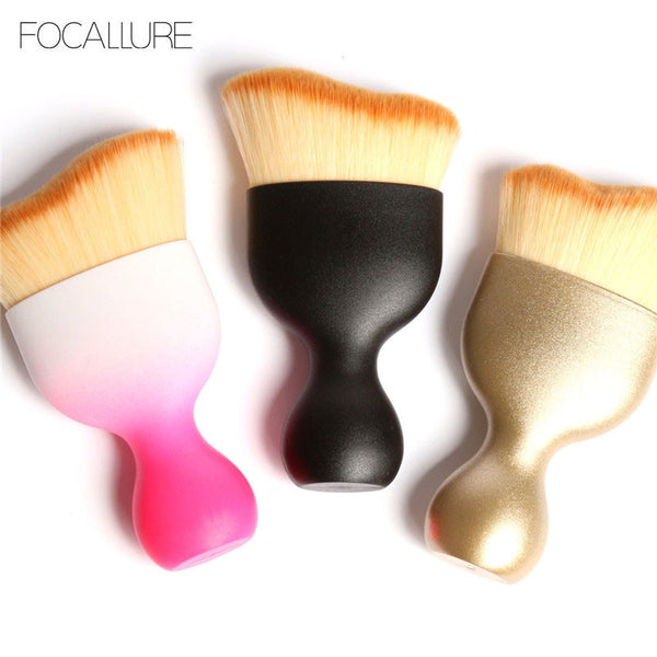 FOCALLURE Contour Foundation Brush BB Cream Makeup Brushes