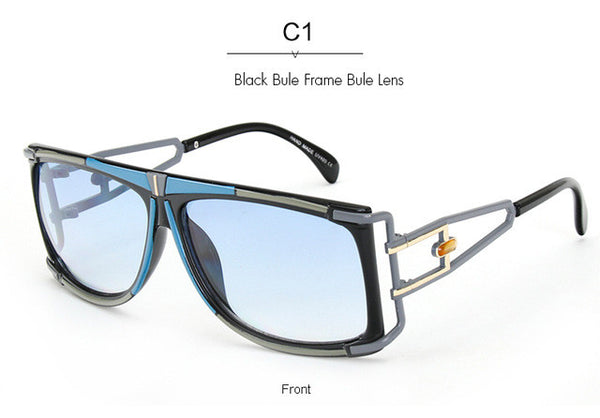 Men Vintage Brand Designer Sunglasses