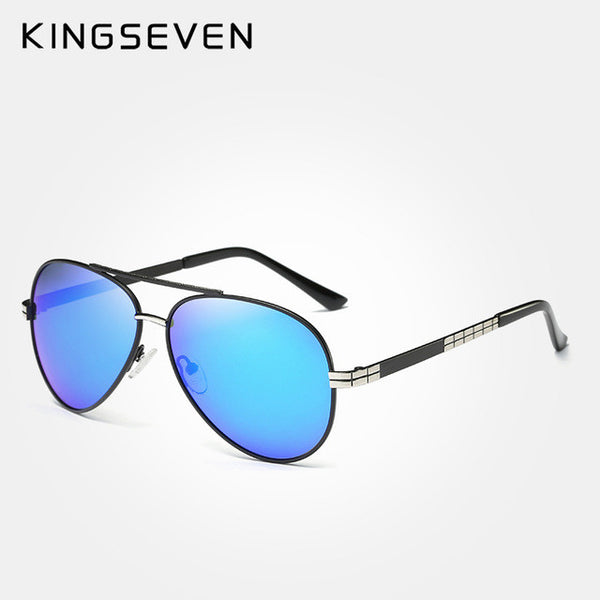 KINGSEVEN Classic Brand HD Polarized  Men's Sunglasses