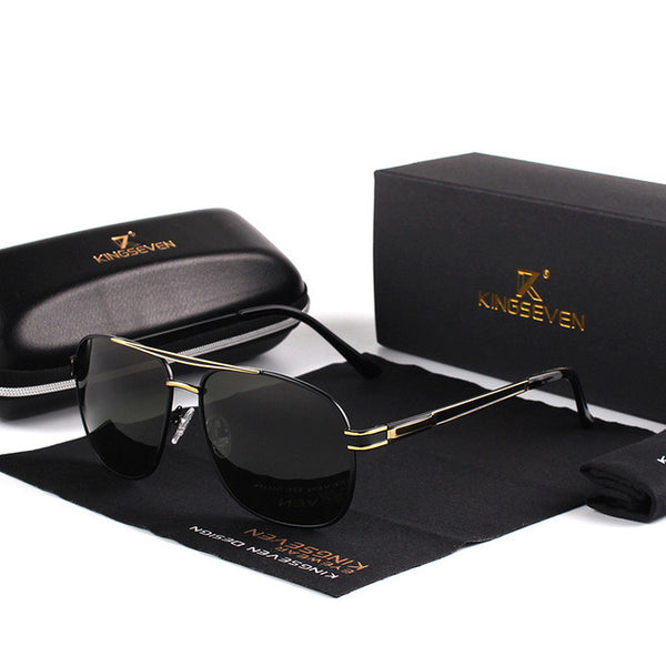 Men's Polarized Mirror Sun Glasses Female