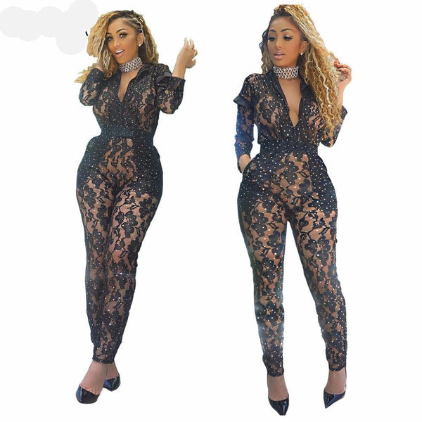 Hot noble winter jumpsuit