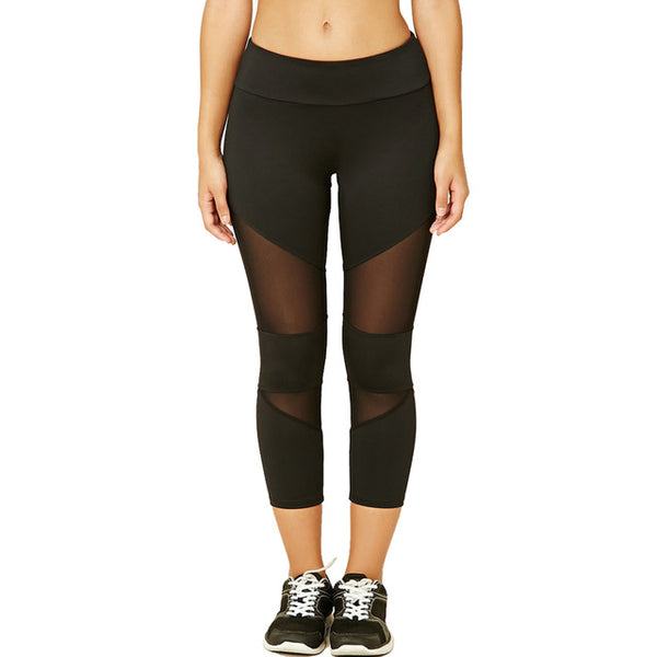 Elastic Yoga Sport Leggings