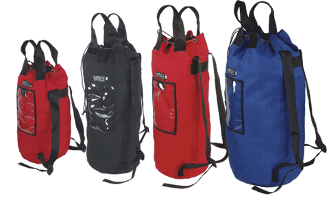 Yates - Rope Bag w/Shoulder Straps