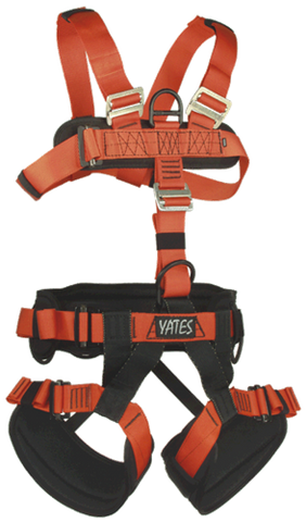 YATES - NFPA Full Body Harness ( Padded)