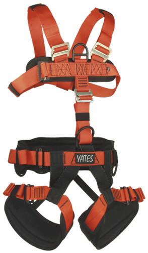 YATES - NFPA Full Body Harness ( Not Padded)
