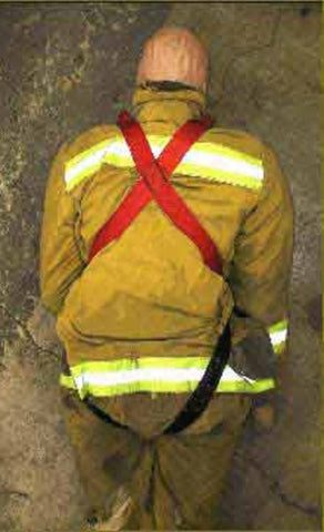 YATES - IAFF Drag Harness