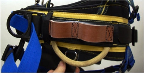 YATES - Construction/Lineman Harness Flash Rated