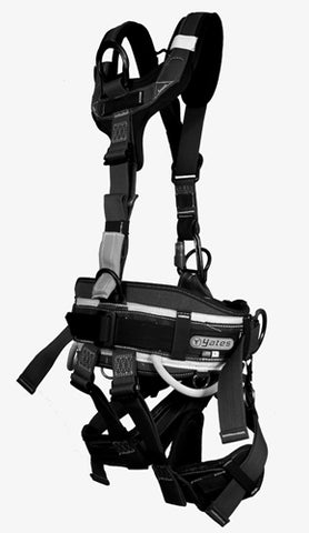 YATES - Kevlar Rope Access Harness
