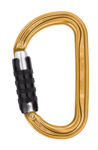 PETZL -Am'D Lightweight asymmetrical carabiner