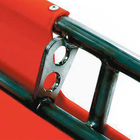 Traverse Rescue - Advantage Basket Stretcher with Stratload and Straps