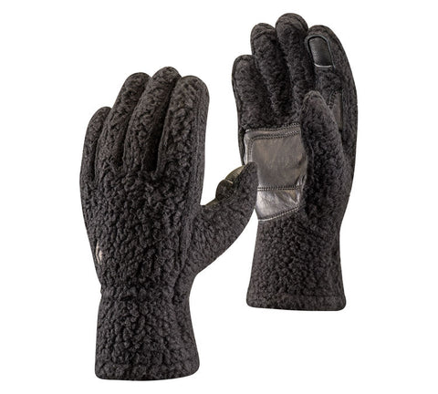 Black Daimond-Yetiweight Fleece Gloves