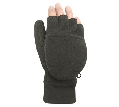 Black Daimond-Wind Weight Fleece Mitts