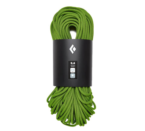 Black Daimond-9.4 Dry Climbing Rope