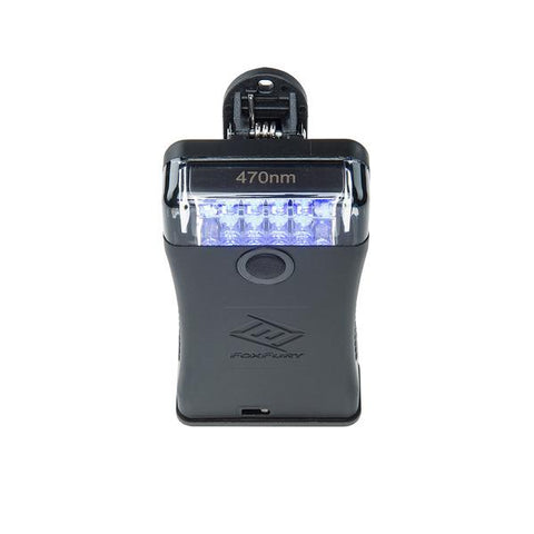 FOXFURY - SCOUT 470NM BLUE FORENSIC LIGHT SYSTEM