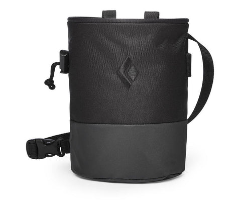 Black Daimond-Mojo Zip Chalk Bag