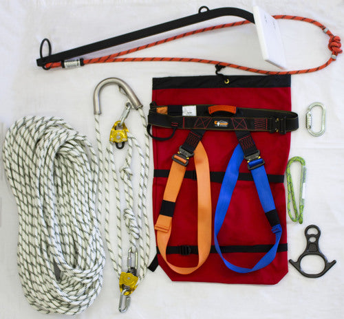 Cascade Rescue - Advanced Lift Evacuation Kit