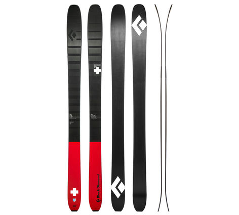 Black Daimond - BOUNDARY PATROL 100 SKI