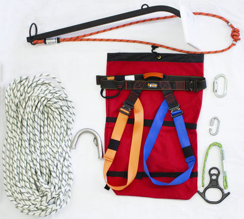 Cascade Rescue - Complete Lift Evacuation Kit