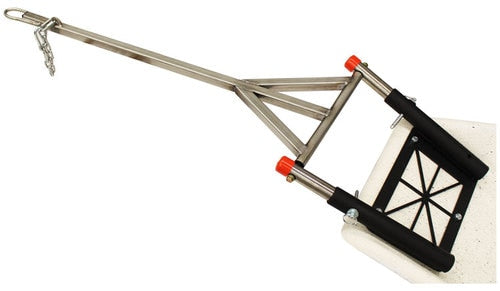 Cascade Rescue - Model 350 Extreme - Snowmobile Tow Bar
