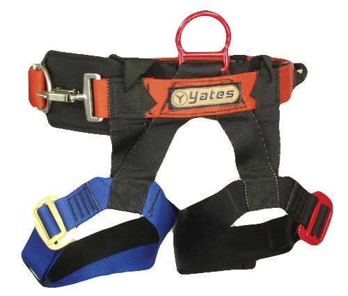 YATES - Ladderman Harness-Nylon/ Victim Rescue Seat NFPA