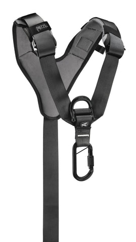 PETZL - TOP - Torso For Sit Harness