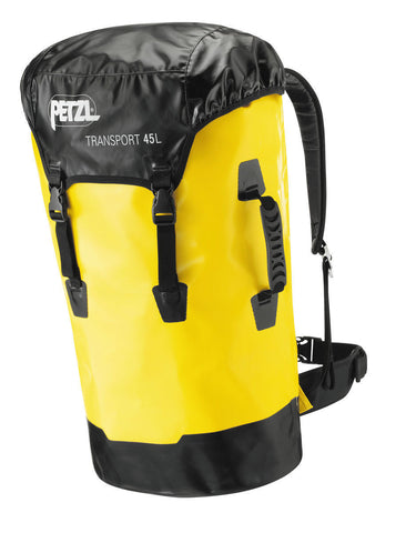 PETZL - TRANSPORT 45 L  Durable Large Capacity Bag