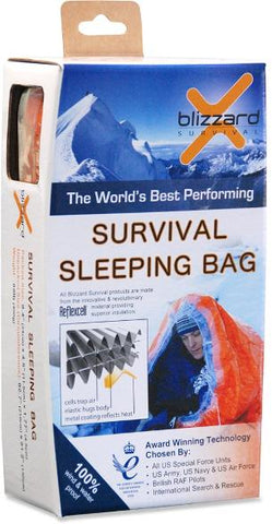 PerSys medical - Blizzard survival bag