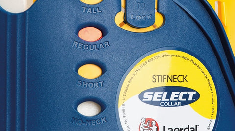 LAERDAL - Stifneck® Select™ Collars - Adult and Paediatric