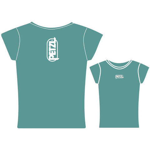 PETZL - Eve - T-shirt with Petzl logo