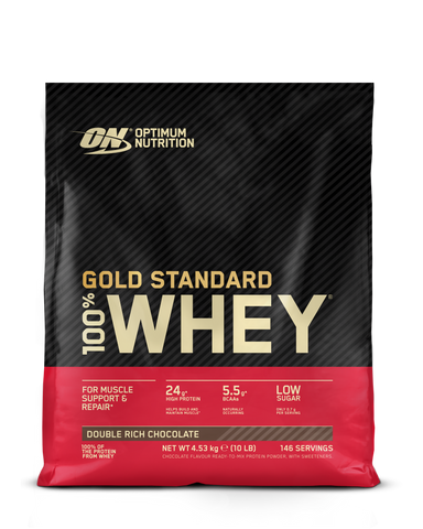 Optimum Nutrition ON 100% Whey Gold Standard protein (proteine zer) 4.5kg