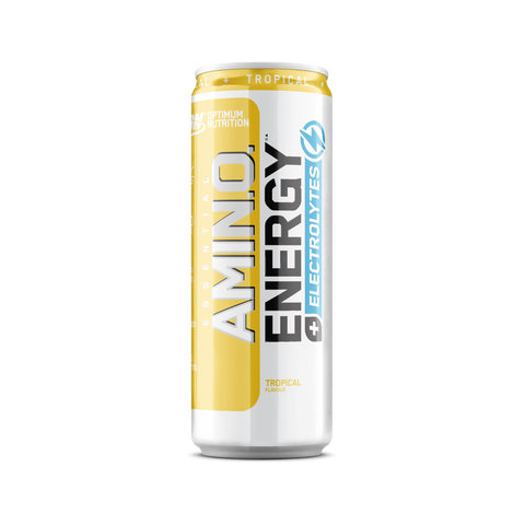 Optimum  Nutrition Amino Energy drink 250ml Tropical