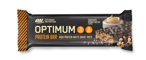 Batoane proteice Optimum Nutrition bar chocolate peanut butter