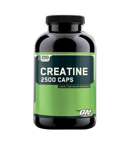 creatina Optimum Nutrition Creatine 2500