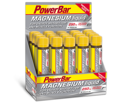 Powerbar Magnesium Liquid | WSHOP.RO suplimente online by WorldClass