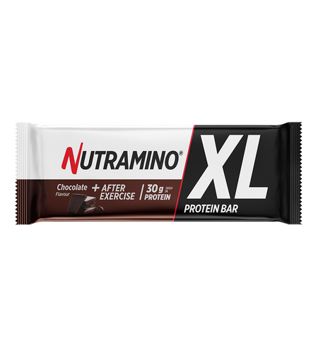 batoane proteice protein bar nutramino xl chocolate
