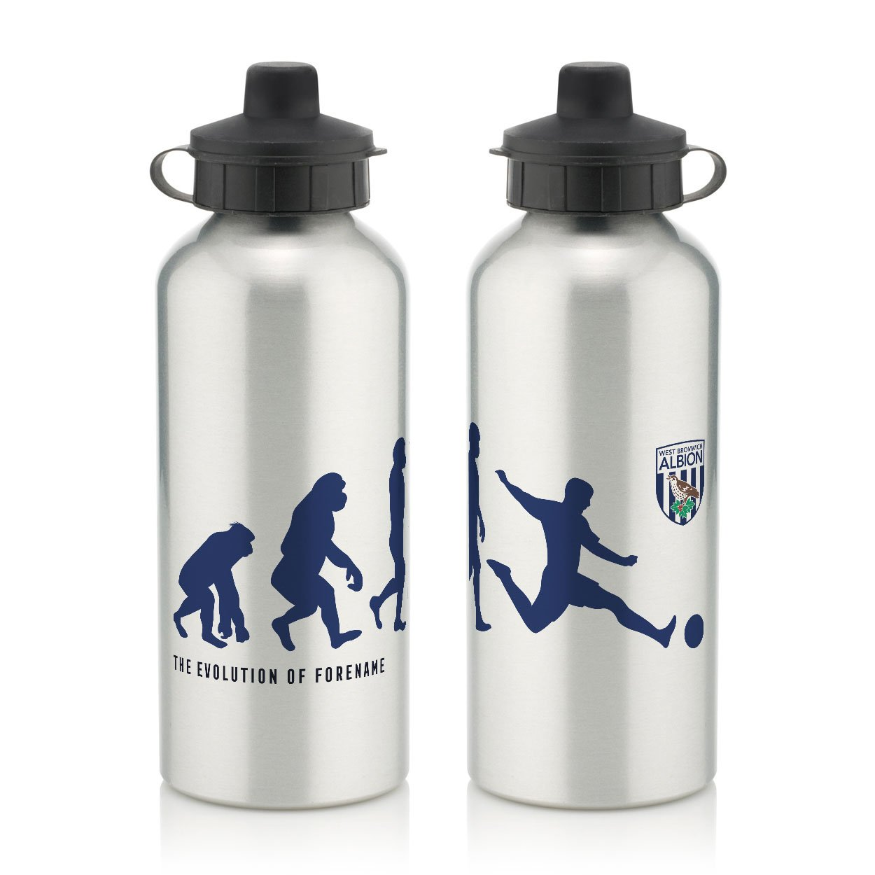 West Bromwich Albion Evolution Water Bottle