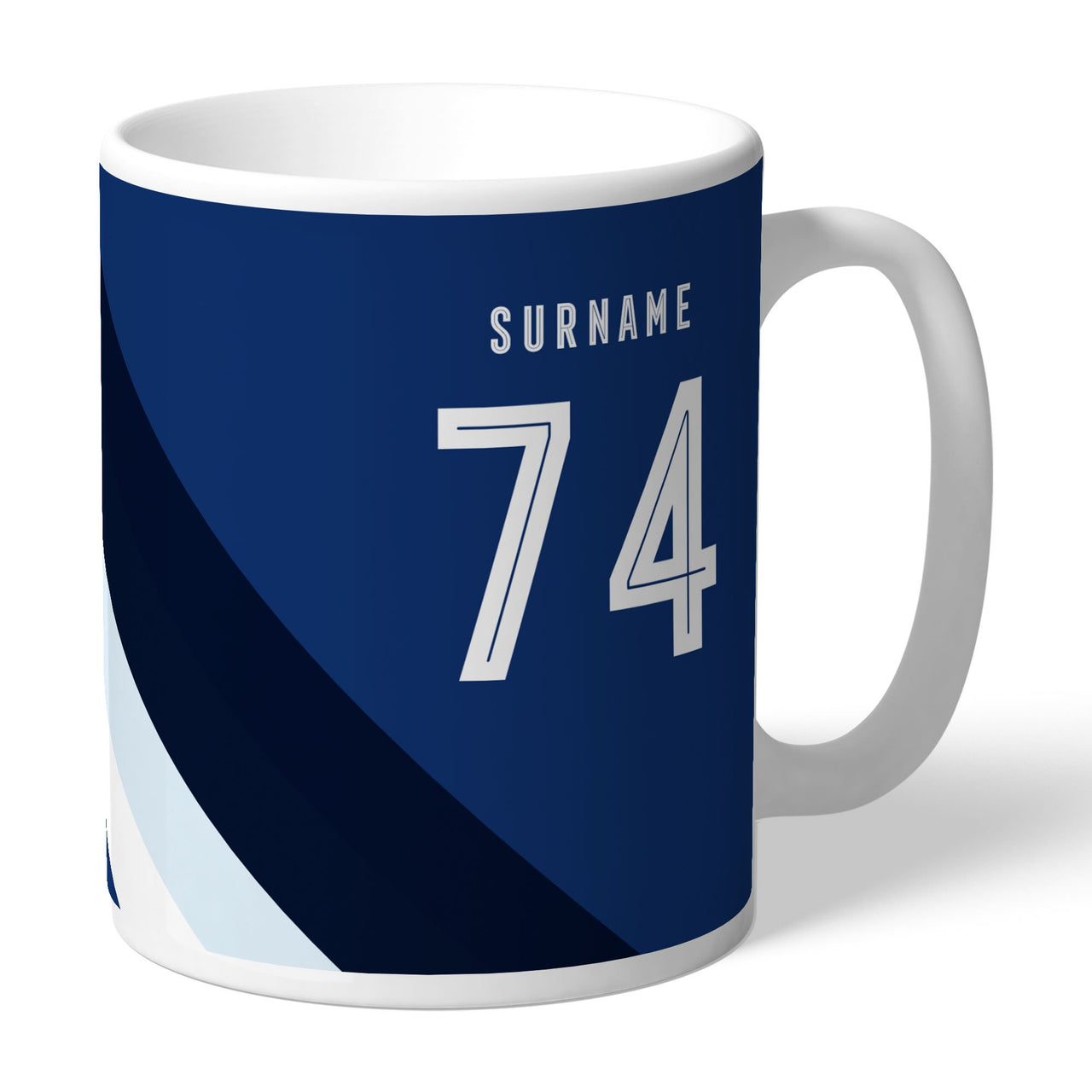 West Bromwich Albion Stripe Mugs, Gifts