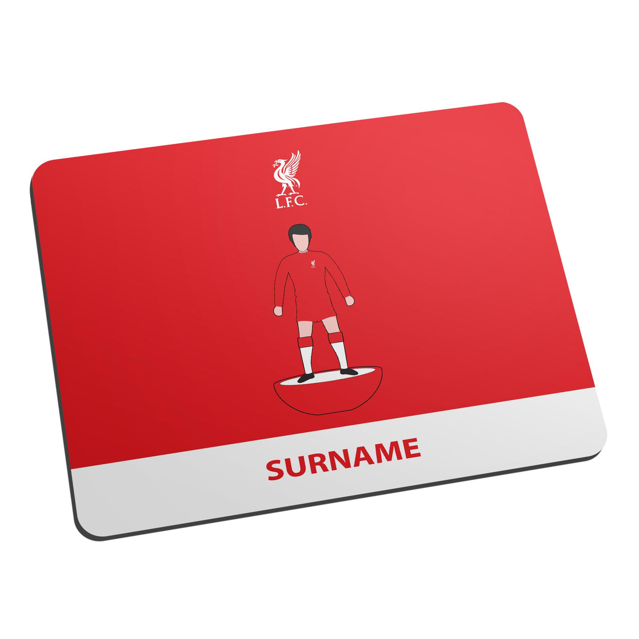 Liverpool Player Figure Mouse Mat