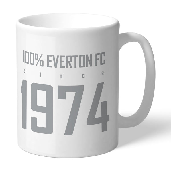 Everton FC 100 Percent Mugs, Gifts