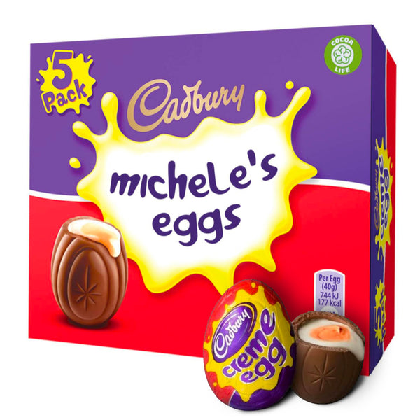 Cadbury's Creme Eggs (Box of 12)