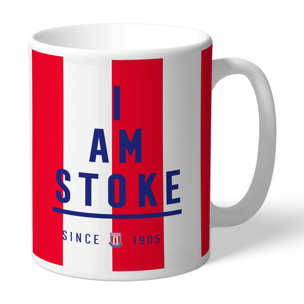 Stoke City I Am Mugs, Gifts