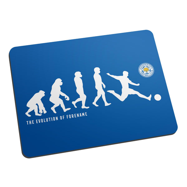 Leicester City Evolution Mouse Mat