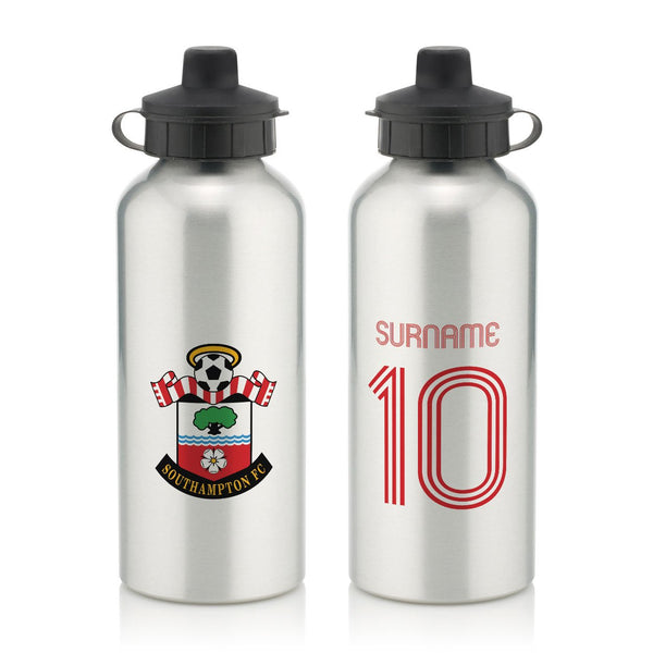Southampton Retro Shirt Water Bottle