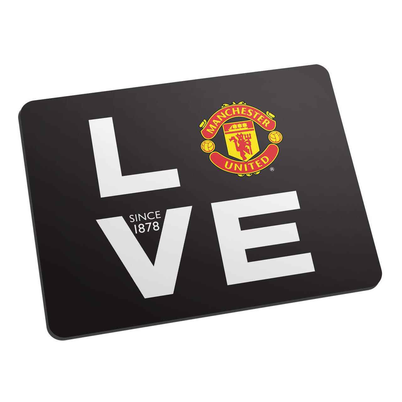 Manchester United Love Mouse Mat